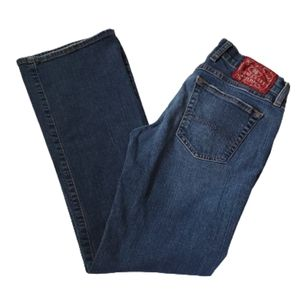 Lucky Brand Midrise Flare Jeans Size 4 / 27